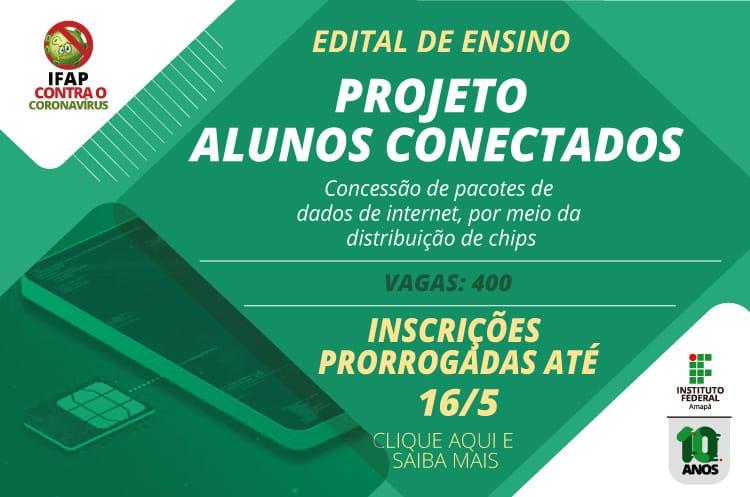 Ifap oferta chips com pacote de dados