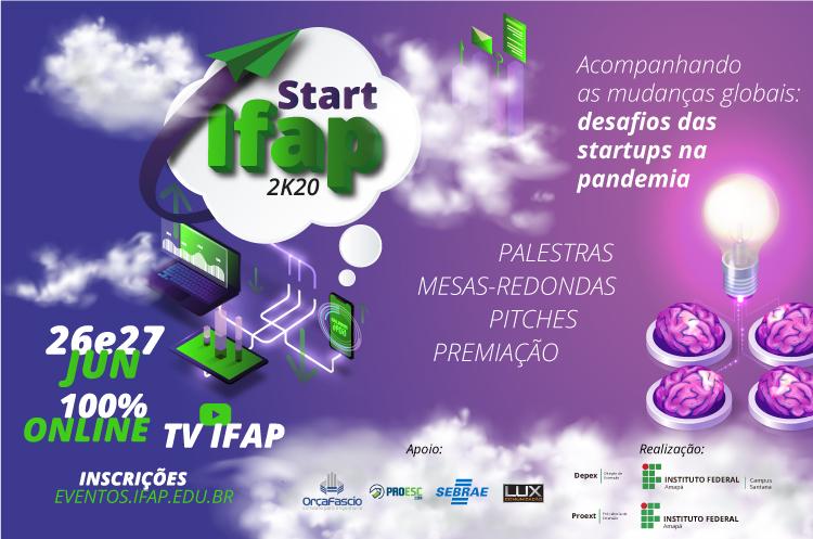 Inscrições abertas para o Start Ifap
